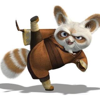 Shifu's original brown attire first featured in <i><a href=