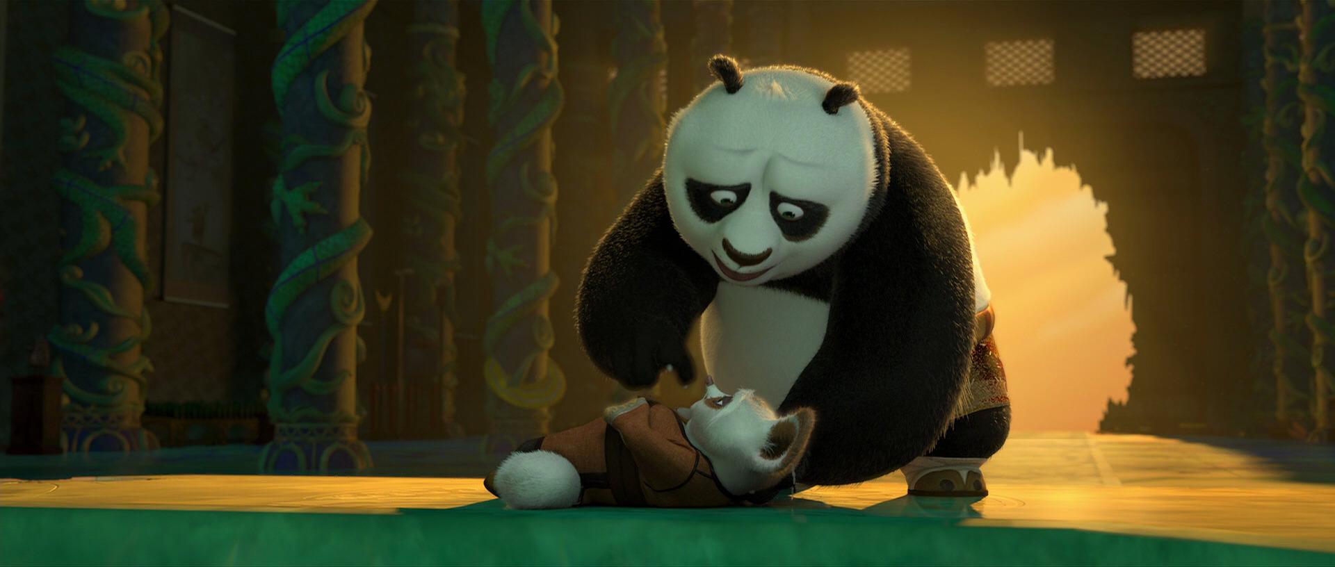 1736  December 18  2011 Kung Fu Panda Po And Shifu