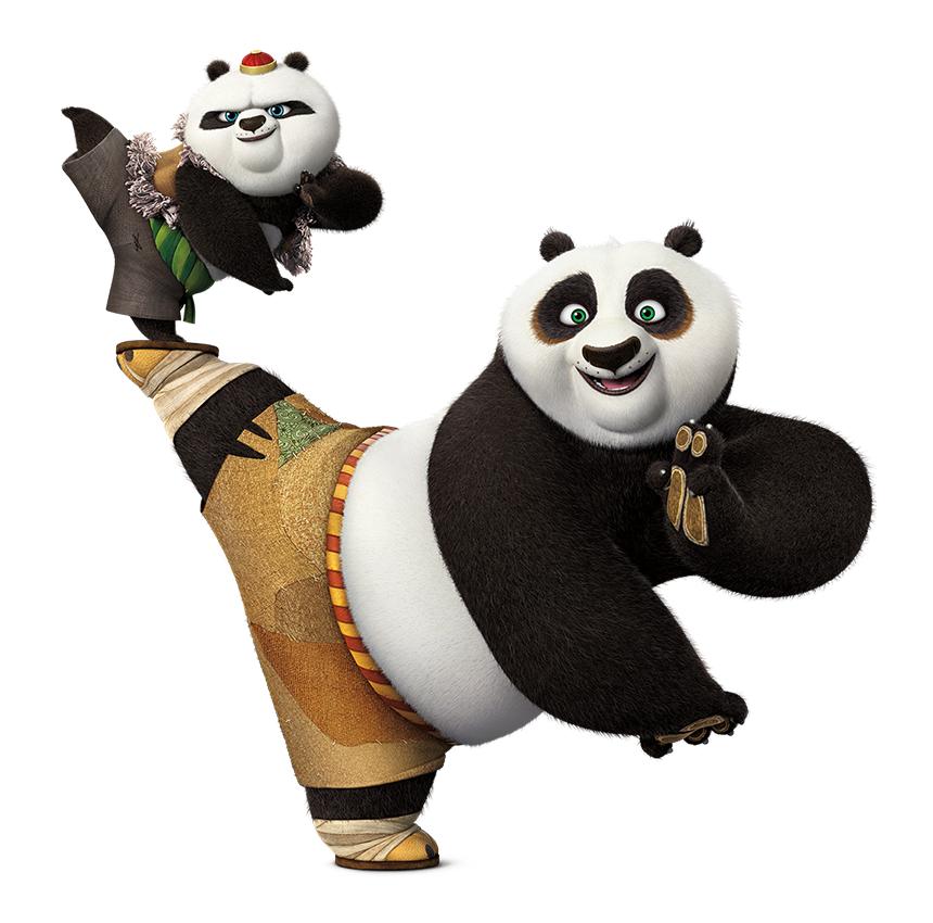 Image Gallery kung fu panda po
