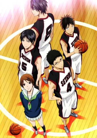 File:Seirin High anime 2nd years.png