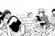 Kuroko and Tetsuya 2 annoying Kagami