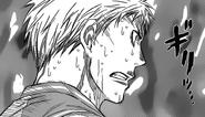 Angered Hayama