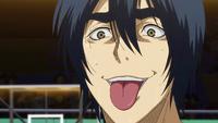 Makoto's sadastic side