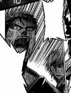 Enraged Iwamura
