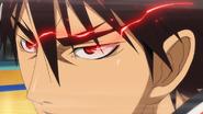 Kagami in zone Anime