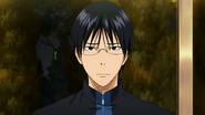 Izuki with glasses