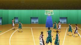 Seirin vs Kirisaki past