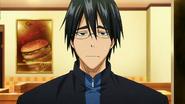 Mitobe with glasses