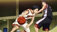 Takao passes Izuki anime