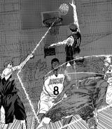 Coordination play with Kiyoshi