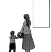 Akashi with his mother