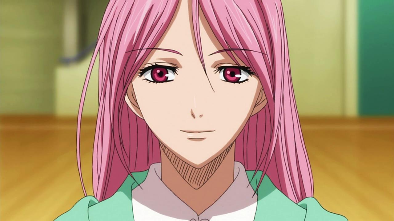 Satsuki Momoi |... Momoi Aomine
