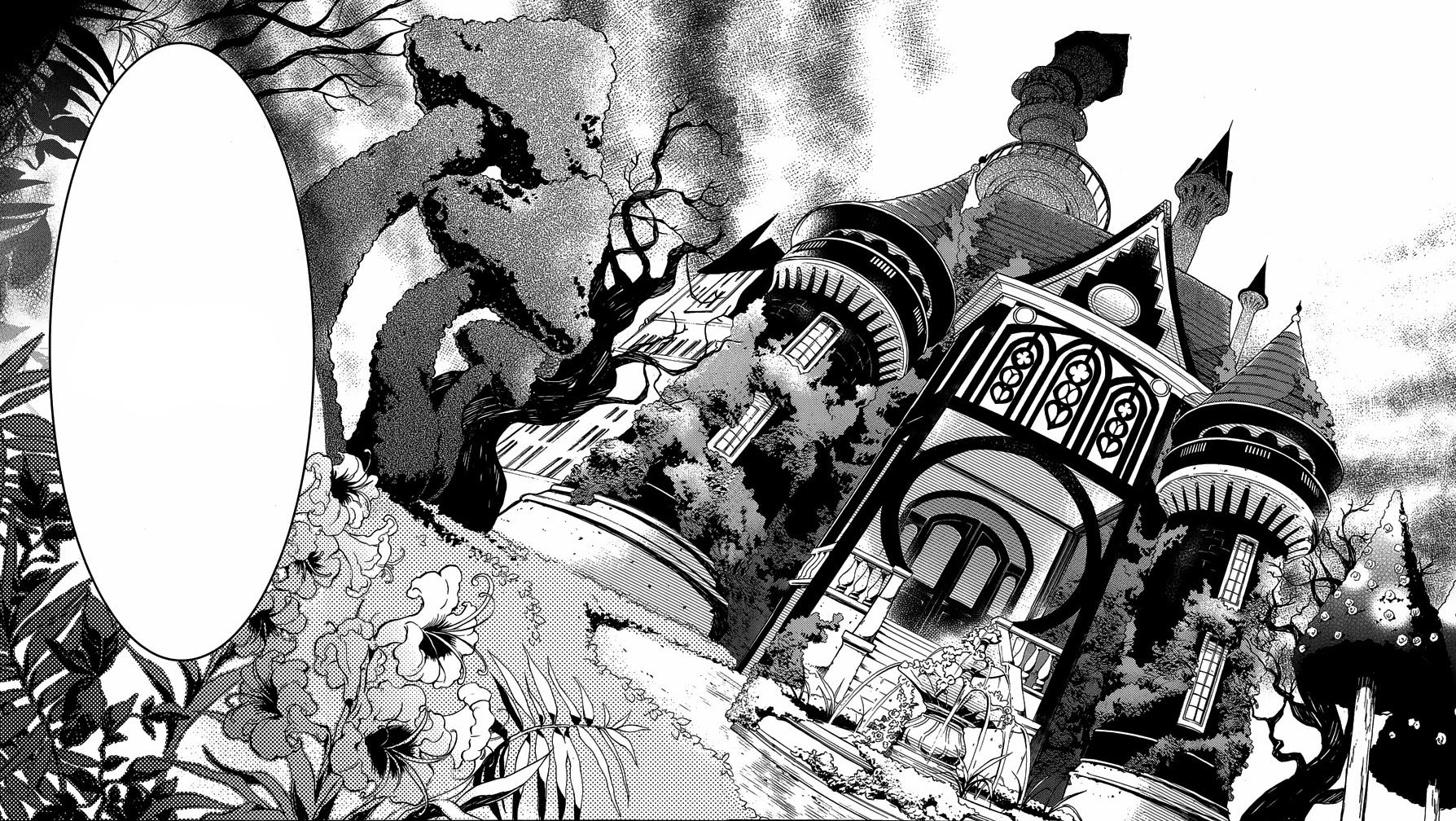 emerald castle kuroshitsuji wiki fandom powered by wikia