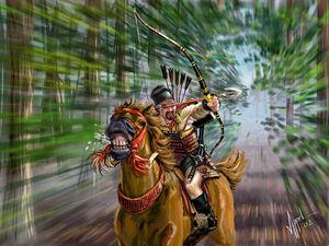 Shinjo Horsebowmen