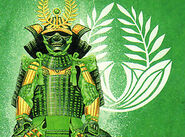 Emerald Armor 2