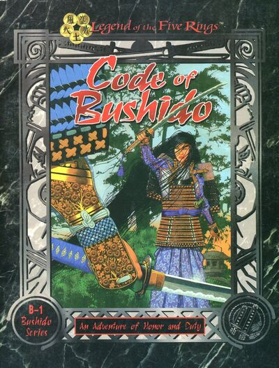 Code of Bushido (RPG)