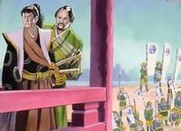 Kaneka refused Aramasu's proposal