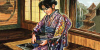Kitsune Tsutaro