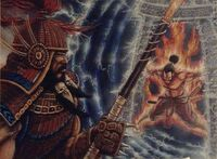 Gaheris meets Ryoshun in the Rift