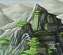 Mountain Summit Temple