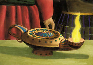 File:Bronze Lantern.jpg