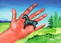 Clay Horse 2