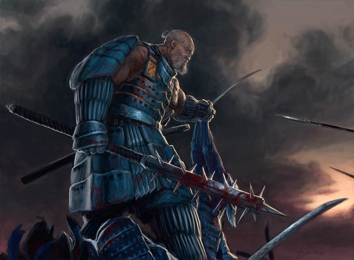 Legend Of The Five Rings Thunder
