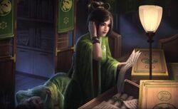 Ozu Stealing Scrolls