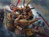 Extermination of the Kitsu race