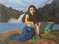 Dark Oracle of Water