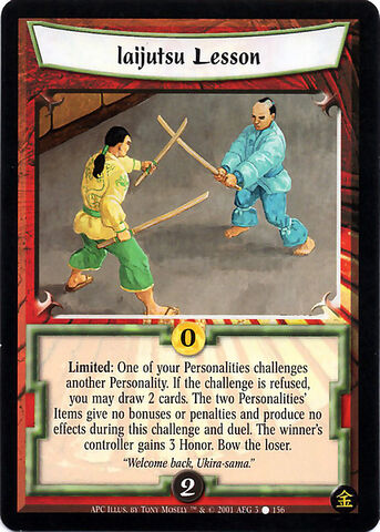 File:Iaijutsu Lesson-card.jpg