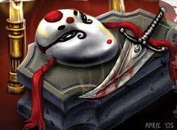 Sezaru's Mask 2