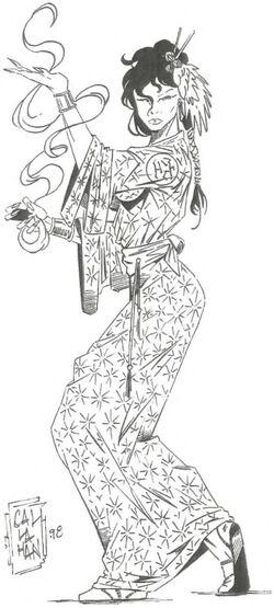 Isawa Kaede 6