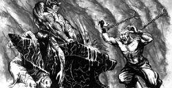 Anvil of Despair and Kokujin