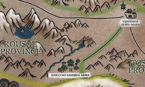 Lost Samurai Village