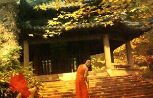 Sword Saint Shrine