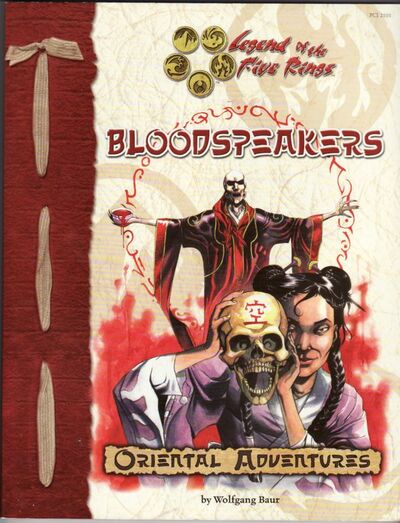 Bloodspeakers Cover