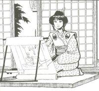 Isawa Yasuko