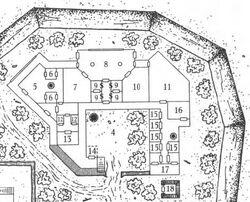 Seppun Palace (Otosan Uchi) Layout