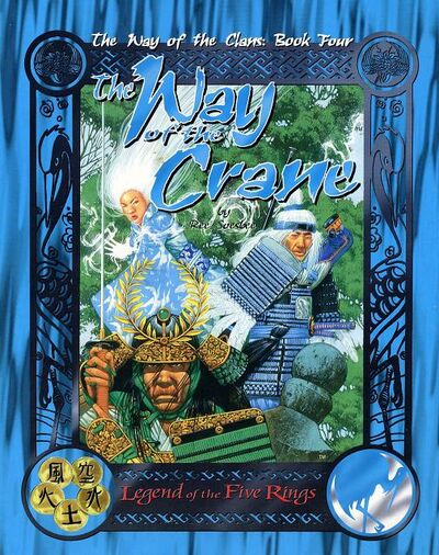 Way of the Crane (RPG)