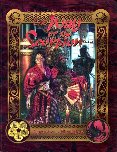 Way of the Scorpion (RPG)
