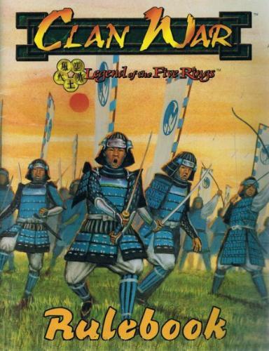 Clan War Rulebook
