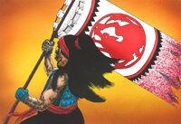 Toturi's Battle Standard