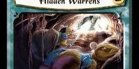 Hidden Warrens/card
