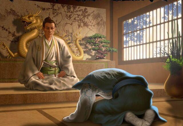 File:Dainagon becomes the Turquoise envoy to Iweko II.jpg