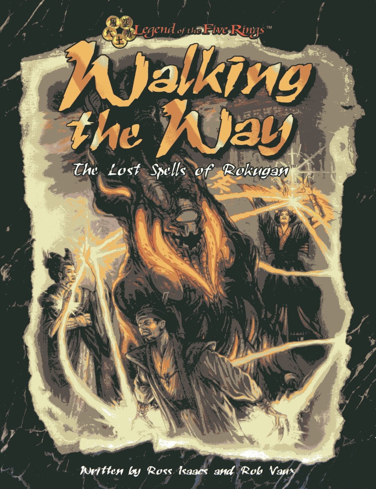 Walking the Way (RPG)