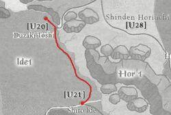 Long Samurai's Walk