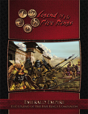 Emerald Empire - Third Edition - Cover