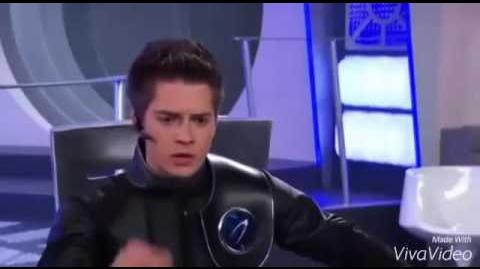 Lab Rats adam bree chase a thousand years