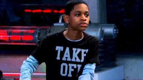 Clip - Drone Alone - Lab Rats - Disney XD Official